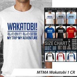 T-Shirt #MTMA #Wakatobi 1 CR
