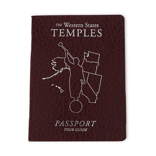 The Western States Temples Passport Tour Guide is designed to enhance your experience as you travel by providing a fun incentive to visit each of the West's temples. You can place a beautiful stamp (provided) on each page of your passport after...