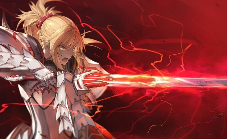 Mordred-Fate/Apocryptha
