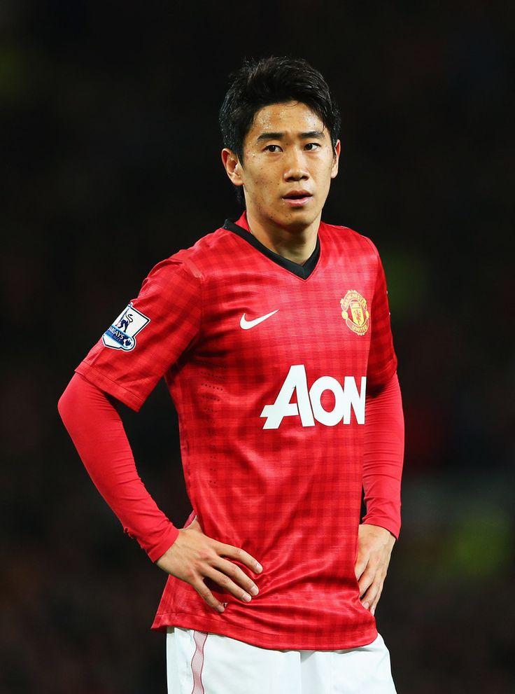 Shinji Kagawa Photo - Manchester United v Aston Villa