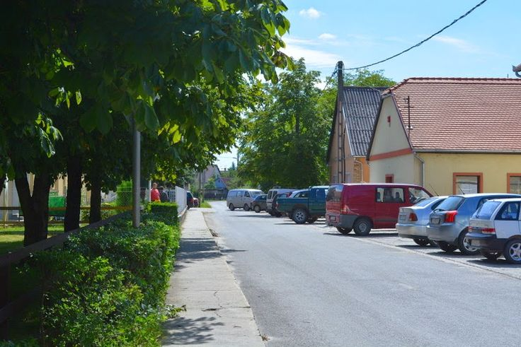 Vakantie in Hongarije!: Orgovány...