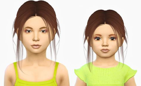 Sims 4 CC's - The Best: LeahLillith Lacuna - Kids & Toddlers by Fabienne