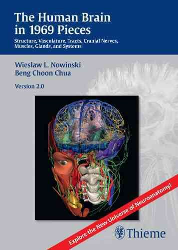The Human Brain in 1969 Pieces: Structure, Vasculature, Tracts, Cranial Nerves, Systems, Head Muscles, and Tracts: V...