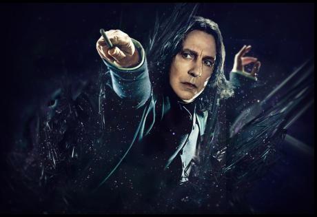 Στην ταινία «Ο Χάρι Πότερ και η Φιλοσοφική Λίθος» και κατά τη διάρκεια του μαθήματος, ο καθηγητής Σέβερους Σνέϊπ που τον υποδύθηκε ο αείμνηστος ηθοποιός Άλαν Ρίκμαν είπε στον Χάρι...