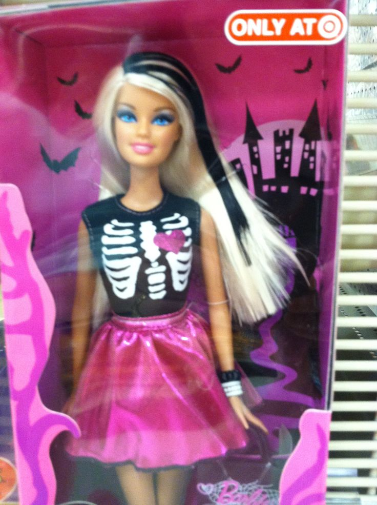 Radiology Barbie! I don't know if this is a real thing, but if it is, it would be awesome!!