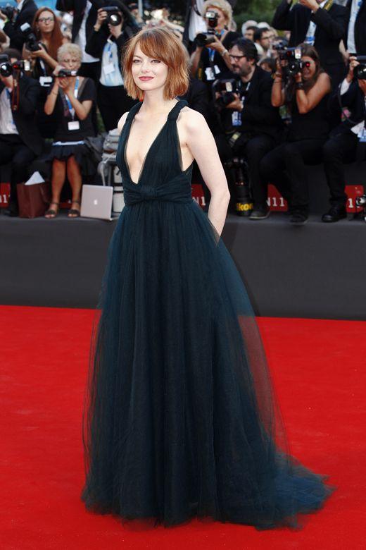 Эмма Стоун: «Я – домоседка» | MUZCHART | Все новости о звездах!
