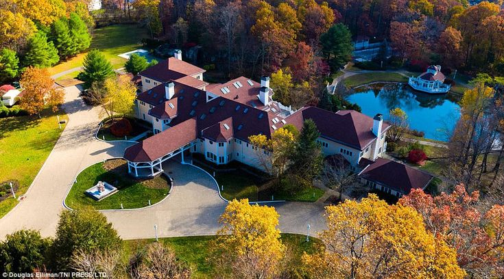 Offloading: Rapper 50 Cent is now selling his sprawling Connecticut mansion for $5 million