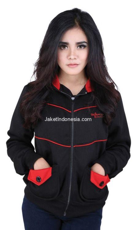Jaket wanita CSE 052 adalah jaket wanita yang nyaman untuk...