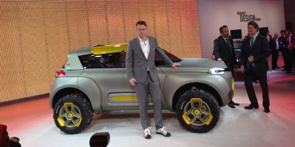 2014 Indian Auto Expo: Renault unveils KWID concept