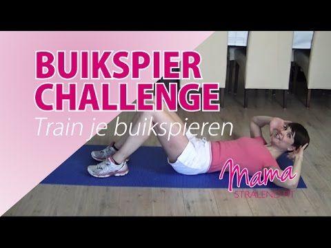 Buikspieren Challenge: 100 sit ups per dag (7 dagen)