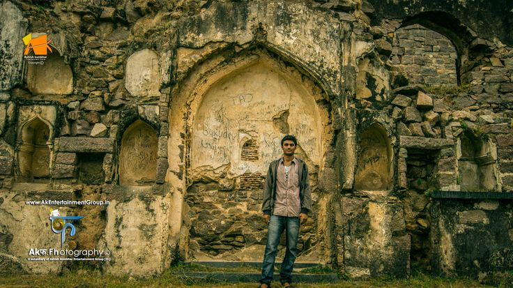 "#Photography by #AshishKumbhar #Hyderabad #India #Golkondafort #AkEntertainmentGroup #IndianPhotography ""It's not good because it's old, it's old because it's good."" Photography by :Ashish Kumbhar In Frame : Ravi Kiran Photography Type : Landscape/Architectural Location :Golkonda fort , Hyderabad Akफ-Fhotography ©Copyright Official Website: www.akentertainmentgroup.in"
