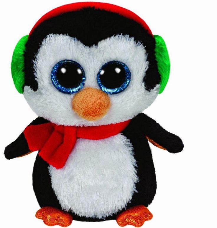 2014 holiday beanie boo
