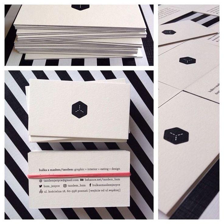#our #visit #cards #blackandwhite #logo #graphic #design #branding #tandemlogo