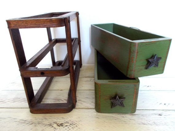 Antique Sewing Machine Drawers. Sewing Machine by CharismaGift