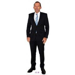 Tony Abbott Lifesize Cardboard Cutout