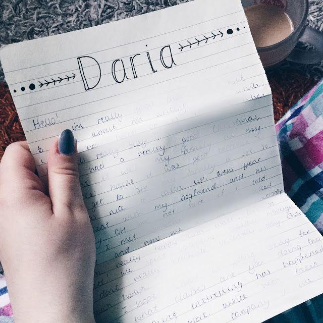 Pen Pals Community Poland : Czy sam list to za mało?