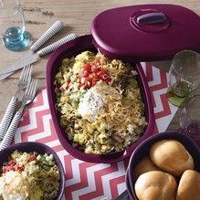 Tupperware - Chicken Biryani