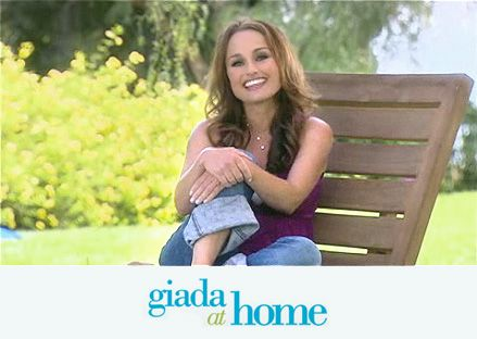 check out my website for my Giada @ home updates!