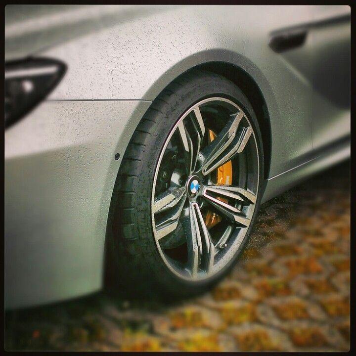 #BMW M6 GranCoupe