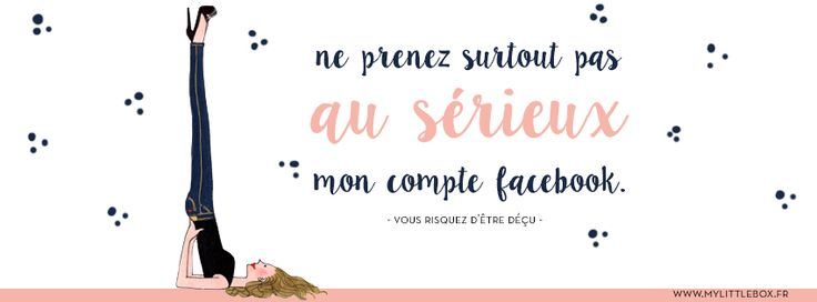 Les photos de couverture Facebook My Little Box