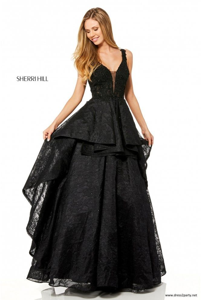 4d270ac03ac67 Sherri Hill Gowns, Sherri Hill Homecoming Dresses, Prom Dresses 2018, Formal  Dresses,