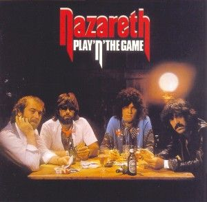 Nazareth, Play 'n' the Game*: Man, this band kinda went downhill really damn quick. When all is said and done, this comes across as a slow and ponderous bit of hard rock that barely lives up to the rock name much less the descriptive adjective. Ultimately, it's got the weakest Nazareth songs I've ever heard on it. Too bad because they seemed promising to me. 12/16/15