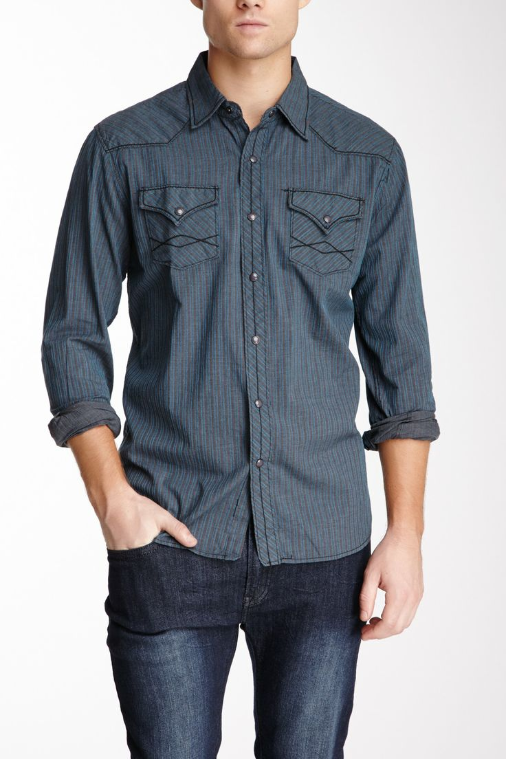Indigo Star Beck Long Sleeve Shirt