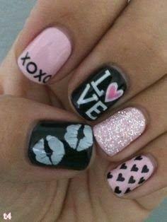 Party Nail Art Designs 2014 So pretty Nails 2014