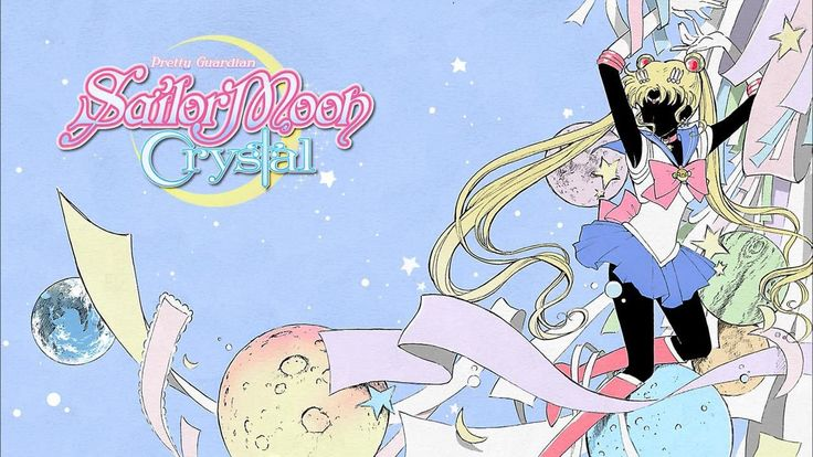 Sailor Moon Crystal ..