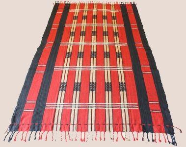 Naga Blanket Tribal Sofa Throw Burma TTN71
