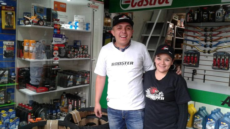 Almacen MOTO JAPON Ave Caracas con 15 Esquina Bogota Colombia