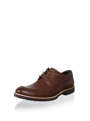 Rockport Men's Ledge Hill Moc Front Oxford (Light Tan)