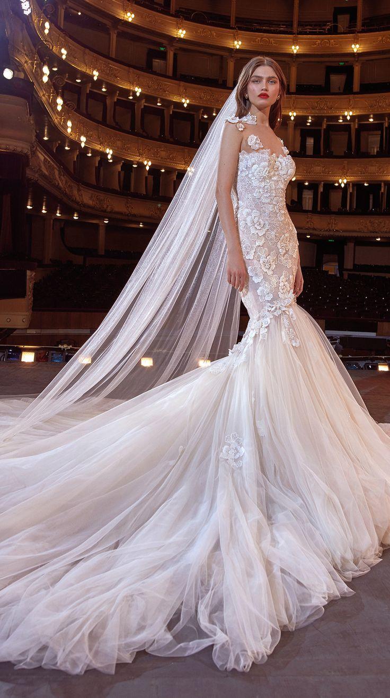 Our Top Tulle Wedding Dresses Galia Lahav Bridal Bridal Dresses Tulle Wedding Dress [ 1315 x 736 Pixel ]