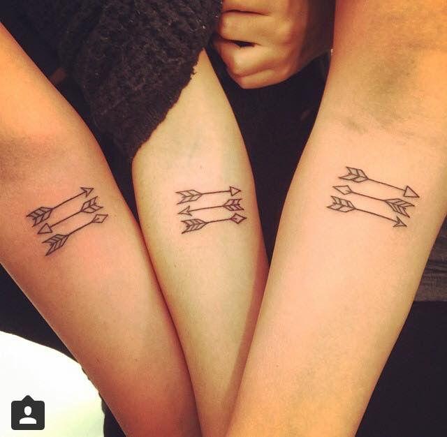 Friend tattoo very nice