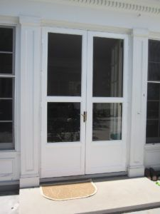 Double Storm Door Astragal