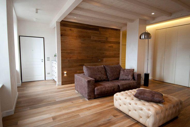 Pensi che pareti in legno e boiserie siano rivestimenti…