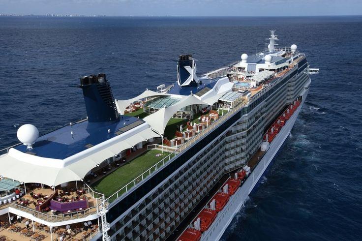 Celebrity Cruises, novità programmazione europea 2018: due le navi posizionate nel Regno Unito e in Irlanda