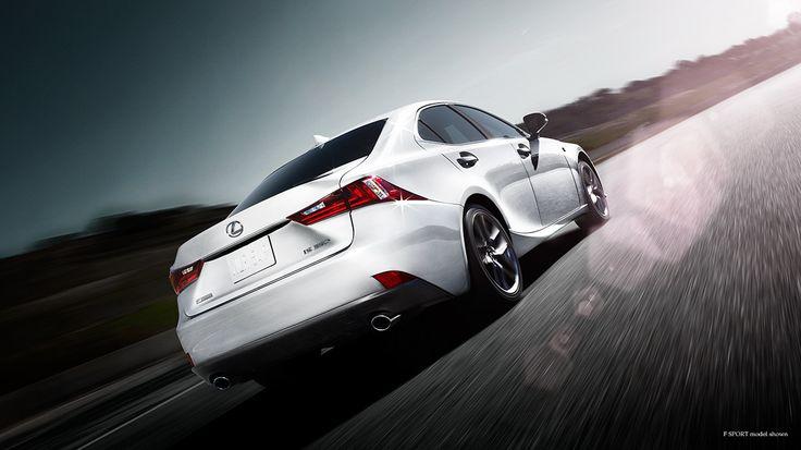Lexus 350 IS F Sport