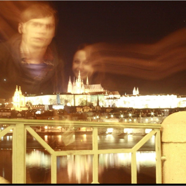 Bizar, Hrad de pe podul Carol (~22:30)