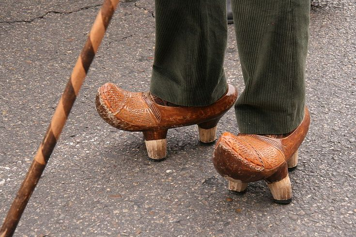 A Cantabrian albarca is a rustic wooden shoe in one piece, which has been used particularly by the peasants of Cantabria, northern Spain. Cantabrian albarcas are similar to other clogs from Europe, but have significant features and different characteristics in terms of woodworking process and in their use.