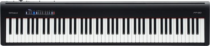 If you've dreamed of having a piano in your home but don't have the space or budget for a full-sized instrument, your wait is over. The affordable FP-...