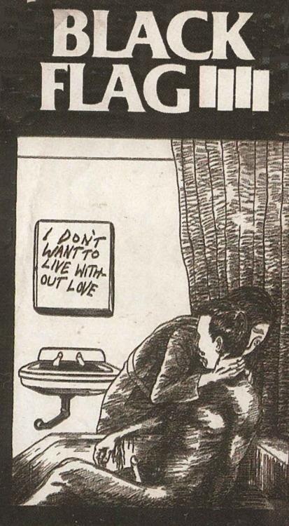 Black Flag - Raymond Pettibon