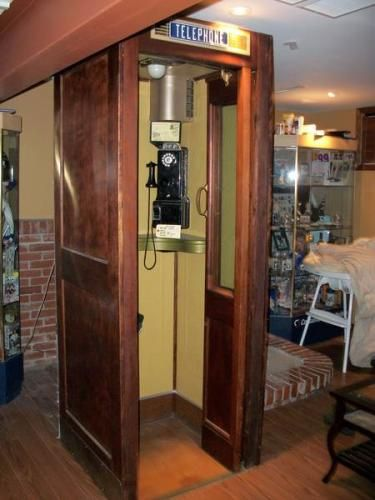 Used Phone Booths For Sale Antique Phone Booth 1930 Mint