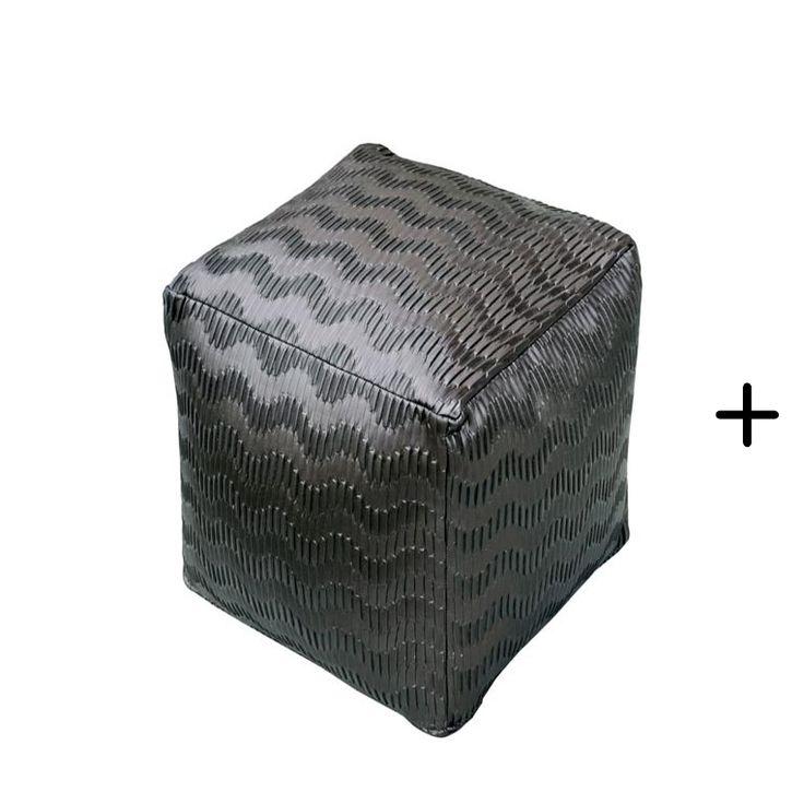>>> GET THE LOOK ⚫ ⚪ #Puff + #Silla Bertoia + #Mesa + #Espejo para conseguir un TOTAL LOOK metalizado 100% IconsCorner #decoración #interiorismo