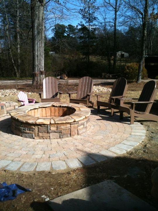 Beautiful Backyard Back Yard Updating Pinterest