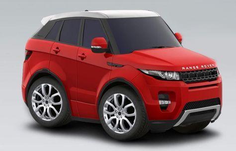 2011 Land-Rover Range Rover Evoque [L538]