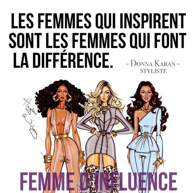 """5,907 mentions J'aime, 8 commentaires - Femme d'Influence Magazine (@femmedinfluencemag) sur Instagram: """"#citation"""""""