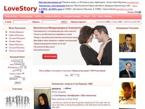 Онлайн знакомства с девушками бесплатно