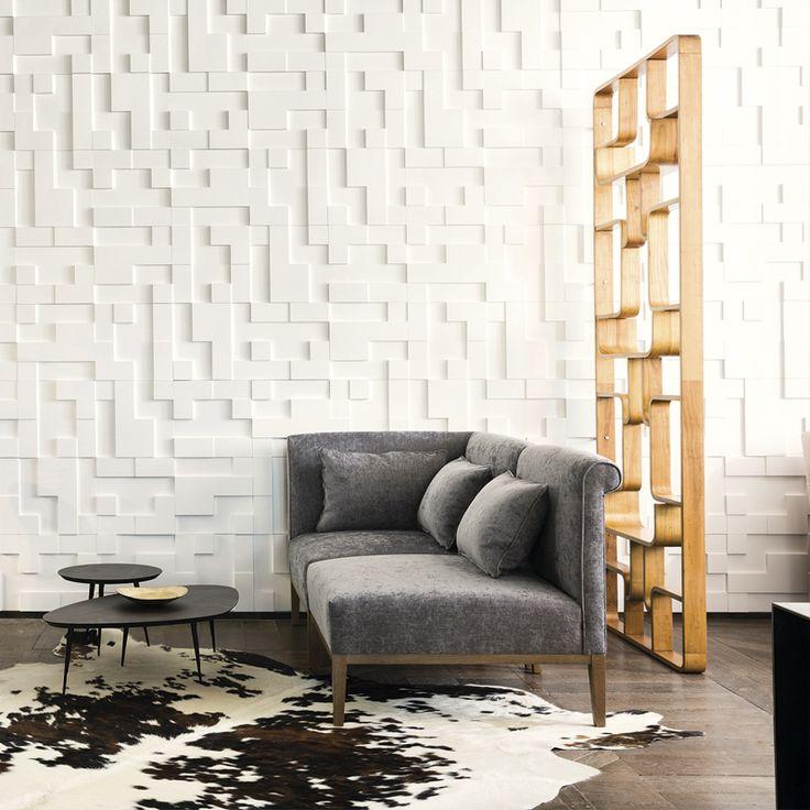Las 25 mejores ideas sobre molduras decorativas en - Molduras de madera para pared ...