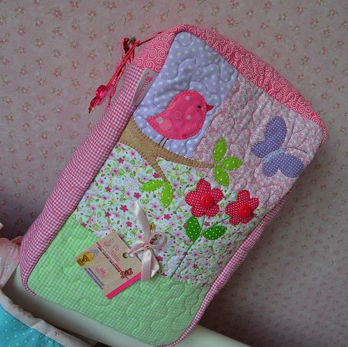 porta fraldas do Atelie Da nonna | aplicações Maria sica | Flickr